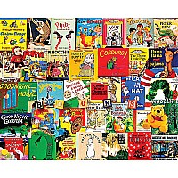 Classic Picture Books - 300 Piece puzzle - NEW EZ Grip - White Mountain Puzzles