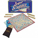 Super Scrabble Deluxe Edt.