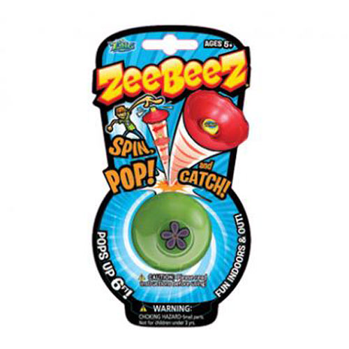 Zeebeez pop monkey fish toys for Monkey fish toys