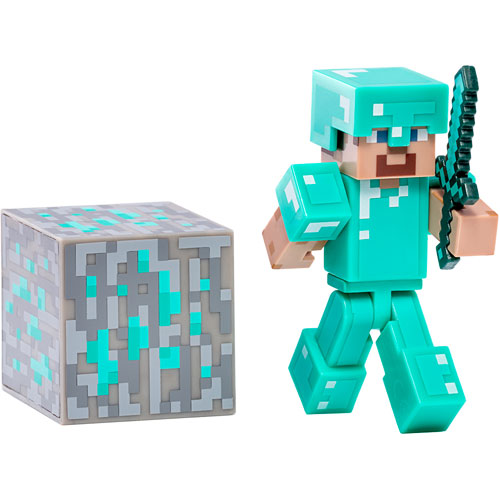 how to get diamond armor in minecraft