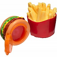 Burger & Fries Lip Balm