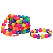 Neon Stretch Bracelet Assortment