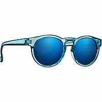 Blue w/Blue Lens Sunglasses