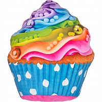 Rainbow Cupcake Pillow Scented