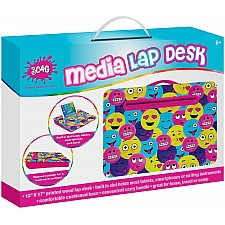 Emoji Crowd Lap Desk