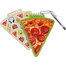 Pizza Mini Notepad