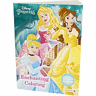 Disney Princess Enchanting Coloring Book