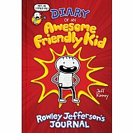 Diary Of/ Awesome Friendly Kid