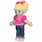 Brittany Adorable Kinders Rag Doll