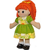 Christy Adorable Kinders Rag Doll