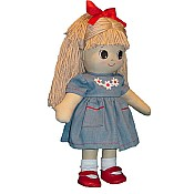 Evelyn Adorable Kinders Rag Doll