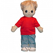 Landon Adorable Kinders Rag Doll