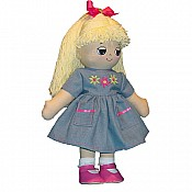 Natalia Adorable Kinders Rag Doll