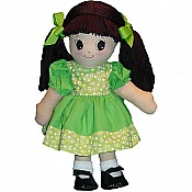 Qiana Adorable Kinders Rag Doll