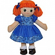Rena Adorable Kinders Rag Doll