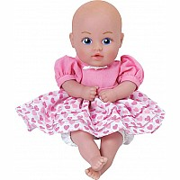 Baby Tots - Pink Heart Dress