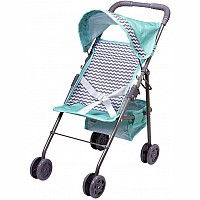 Zig-Zag Medium Shade Umbrella Stroller