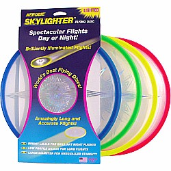 Aerobie Skylighter Lighted Flying Disc