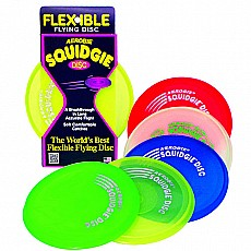 Squidgie Flying Disc Frisbee