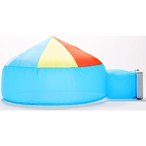 Beach Ball Blue Fort