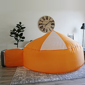 Creamsicle Orange Fort
