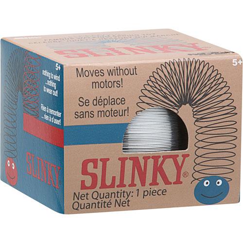 The Original Slinky Brand Metal Slinky 1 Piece SLINKY