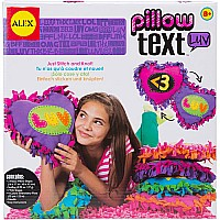 ALEX Toys Craft Pillow Text-LUV