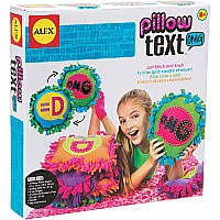 ALEX Toys Craft Pillow Text-OMG