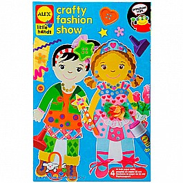 crafty fashion show