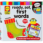 Touch Feel Cards First Words