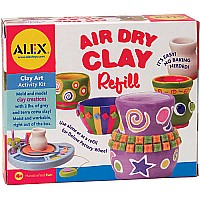AIR Dry Clay Refill Pack