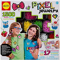 ALEX Toys DIY Wear Pixel Jewelry Kit