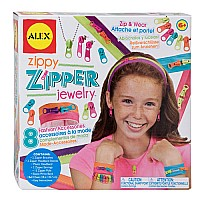 Zippy Zipper Jewelry