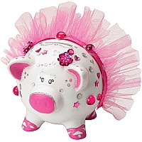 Alex Piggy Ballerina Bank 180