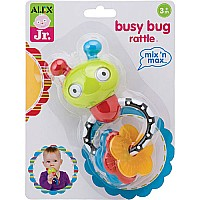 Mix 'n Max Busy Bug Rattle
