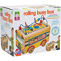 ALEX Jr. Rolling Busy Bus