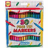 Washable Fine TIP Markers (30)