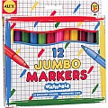 Washable Jumbo Markers (12)