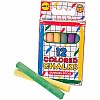 Dustless Colored Chalks (12)