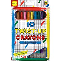 Twist Up Crayons (10)