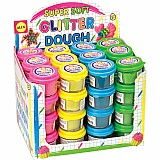 Mini Neon Glitter Dough 1 Oz.