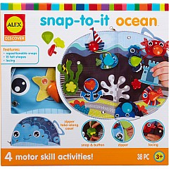 ALEX Discover Snap-to-it Ocean