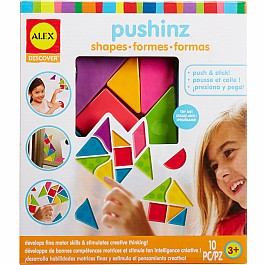 ALEX Discover Pushinz Shapes