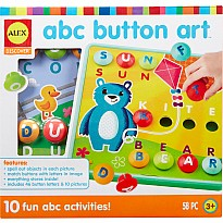 ALEX Discover ABC Button Art