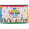 My Jumbo Art Pad (12X18)