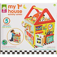 ALEX Jr. My First House Activity Center