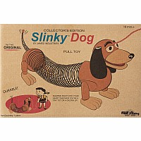 The Original Slinky Brand Slinky Dog Retro Packaging