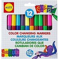 Color Changing Markers (12)