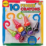 Finger Crayons (10)