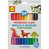 Modeling Clay (Box 24) 24 Assorted Colors